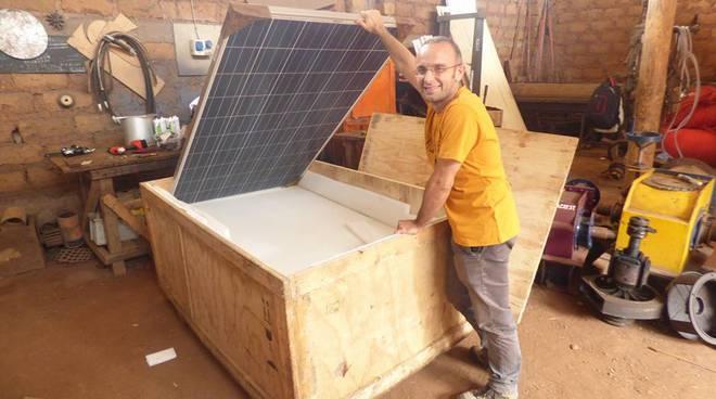 frigorifero fotovoltaico