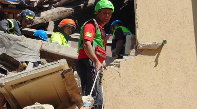 Terremoto ad Amatrice, cinque indagati