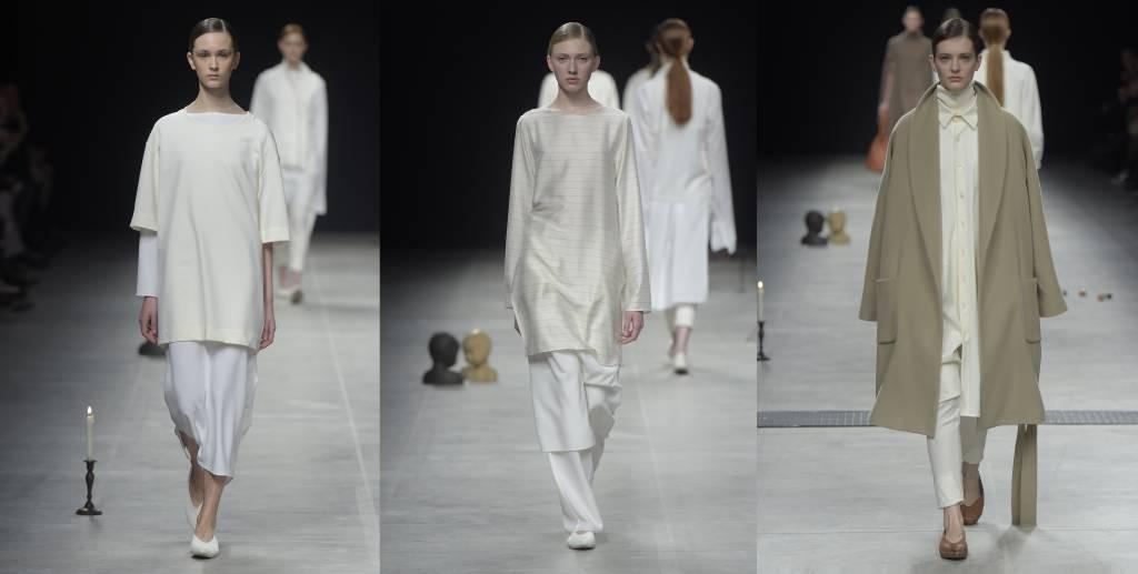 Lucio Vanotti, collezione Donna  autunno inverno 2016