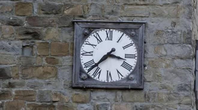 orologio terremoto amatrice