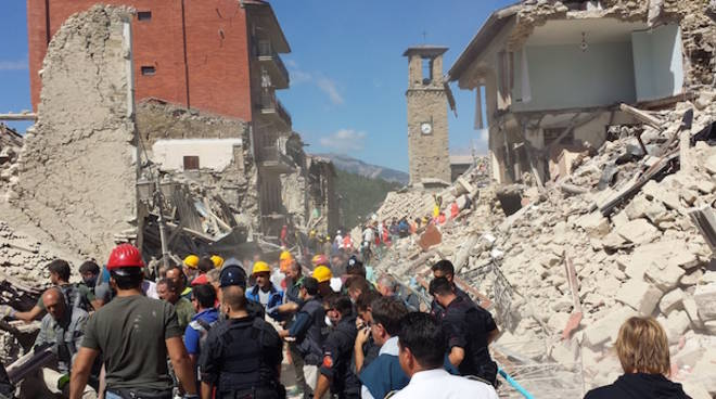 Manda un sos prima della scossa, app bergamasca può salvarti dal terremoto
