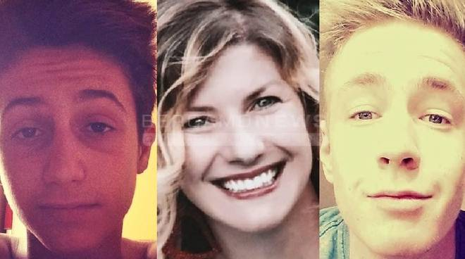 Aramis, Rossella e Samuele: 3 morti in un giorno sulle strade bergamasche fotogallery