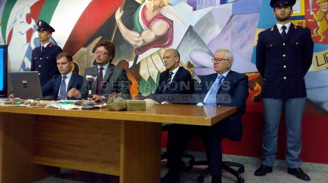 Operazione Zingonia, arresti in tutta Italia