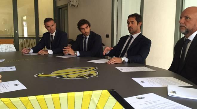 Co.Mark Bergamo, presentato il nuovo sponsor: è il Gruppo Azimut Investimenti
