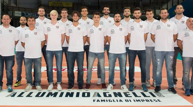 Caloni Agnelli 2016/17