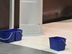 acqua in ospedale
