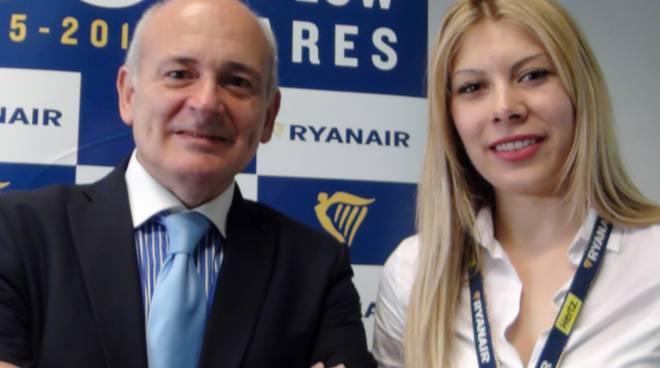 """Alborante: """"Per l'estate 2017 puntiamo a 10 milioni di passeggeri Ryanair su Bergamo"""""""