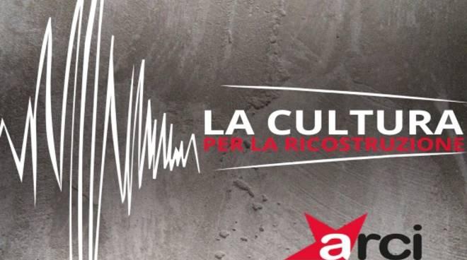 """I circoli Arci di Bergamo raccolgono fondi: """"La cultura per ricostruire il centro Italia"""""""
