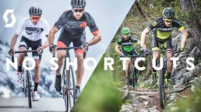 Scott-Becycle, insieme per solidarietà: consegnate dieci MTB agli atleti diversamente abili