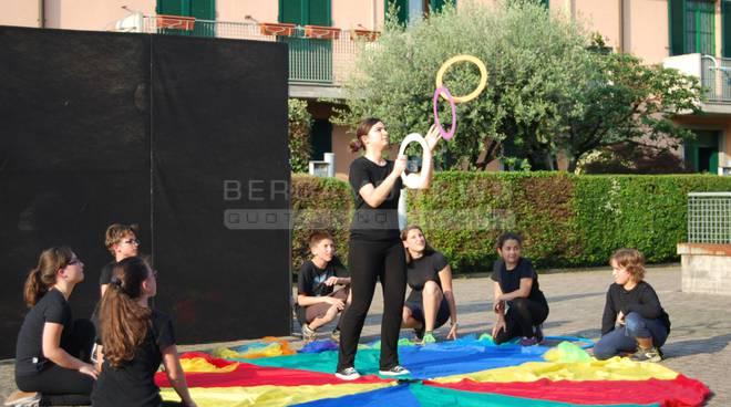 A Bergamo il circo del futuro è senza animali: una scuola ispirata al Nouveau Cirque