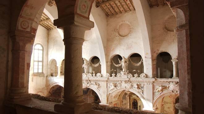 """""""Luoghi del cuore"""": convento di Almenno sesto in Italia, ecco come votarlo foto"""