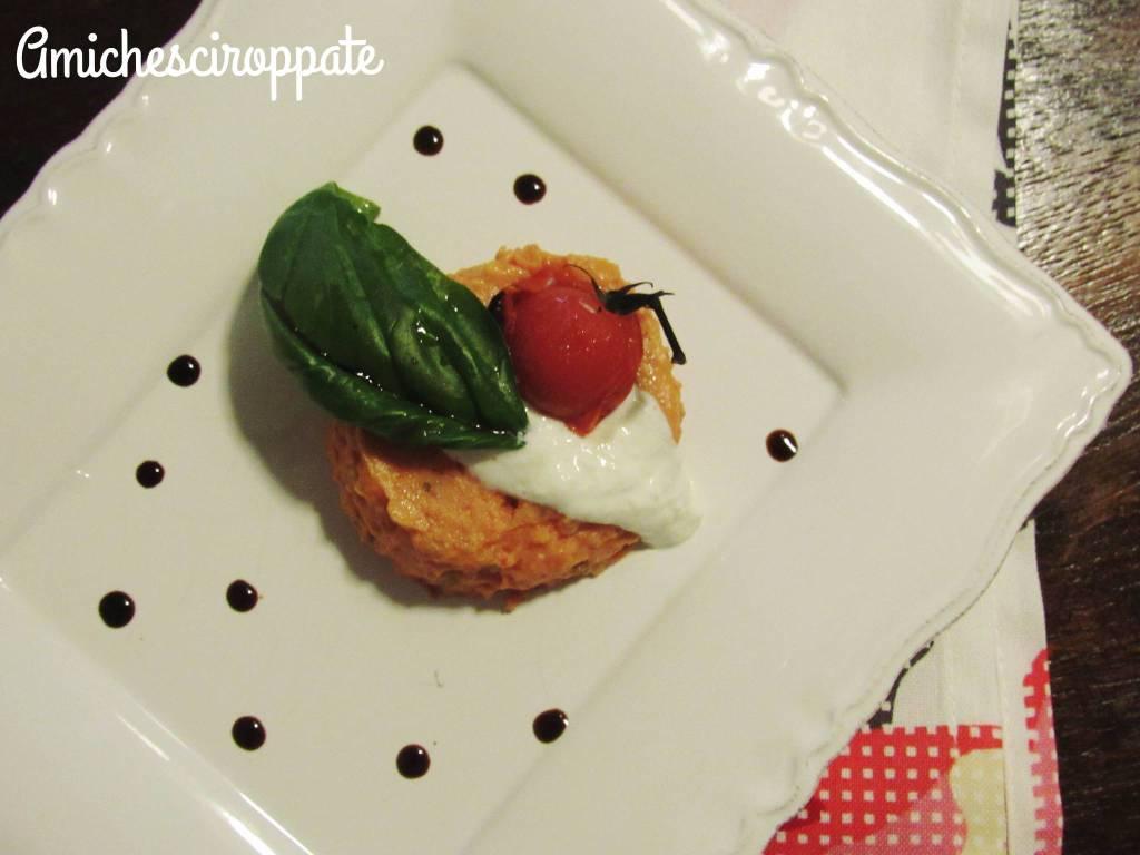 flan pomodori