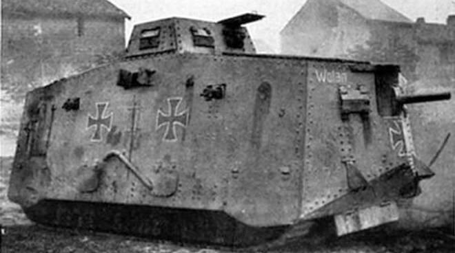 Flers-Courcelette e la prima volta dei mezzi corazzati