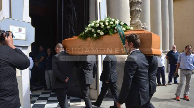 Funerale Gianna del Gaudio