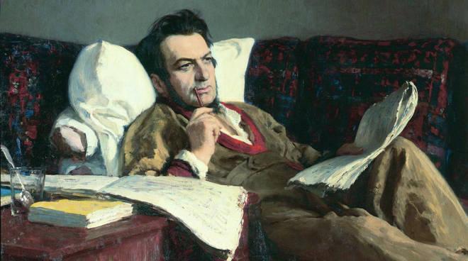 Il compositore russo Glinka