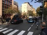 In via Paglia si gira il nuovo spot Volkswagen