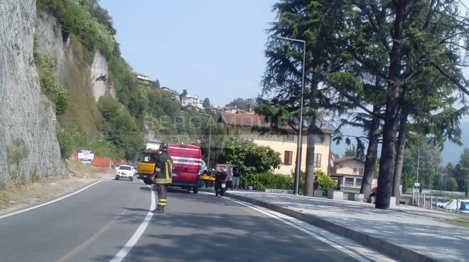 Incidente Costa Volpino