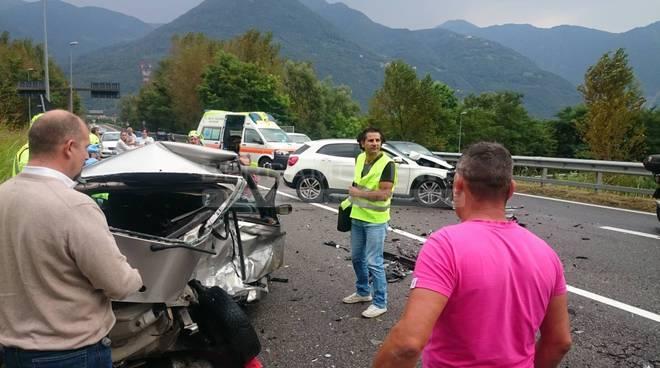Incidente Costa Volpino