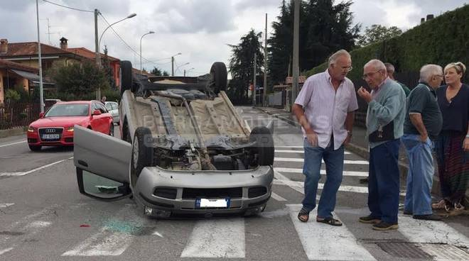 incidente Zanica