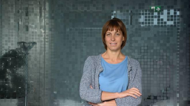 Maura Sartore, ingegnere, 41 anni, è il nuovo direttore di produzione della Sanpellegrino