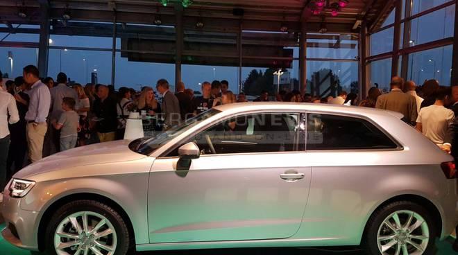 Design accattivante e prestazioni hi-tech, la Nuova Audi A3 Next Level presentata da Bonaldi fotogallery