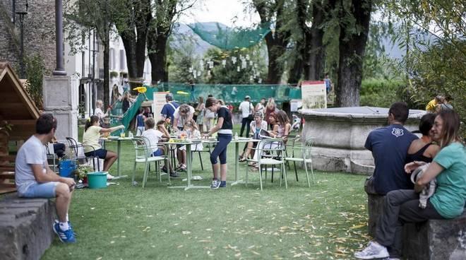 I tecnici: area sicura; riaperto il Parco Avventura in piazza Mascheroni