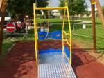 Parco giochi per disabili a Telgate