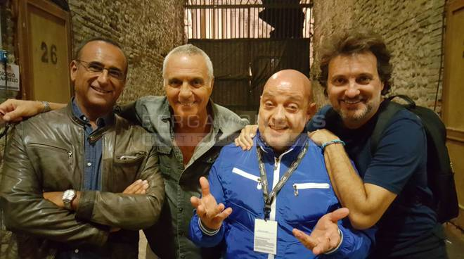 """""""Il Tour"""" di Panariello-Conti-Pieraccioni, il cabaret è vivo: viva il cabaret!"""