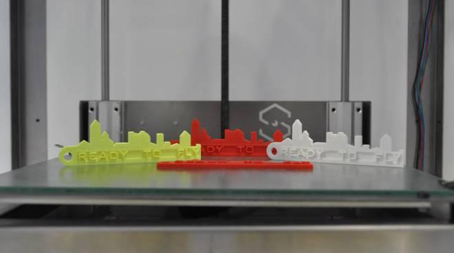 """Studenti del Quarenghi """"pronti a volare"""": vinto concorso di stampa 3D"""