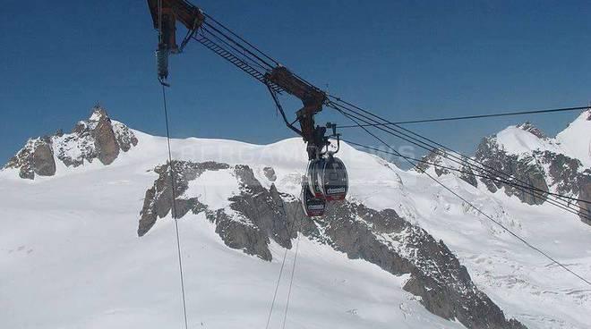 soccorso alpino monte bianco