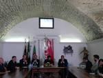 Summit Lega-FI a Pontida