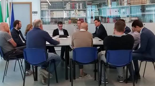 tavolo profughi sedrina