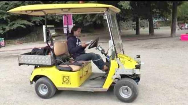 """Arriva """"Usad"""", il veicolo con guida autonoma inventato dal bergamasco Augusto Ballardini"""