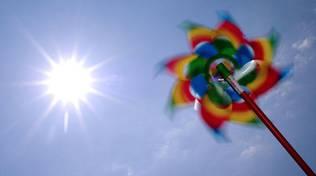 vento sole
