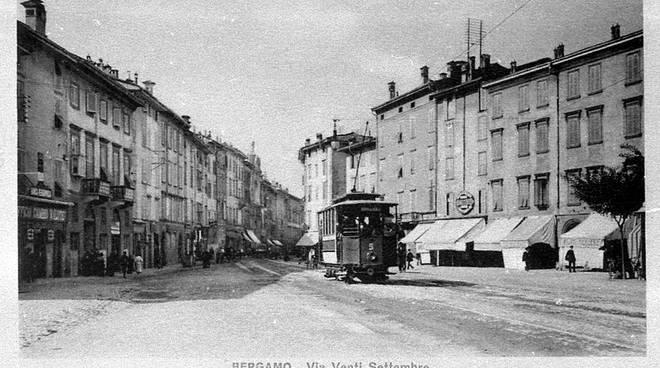 XX Settembre, una data storica per l'Italia che dà il nome alla via centrale di Bergamo