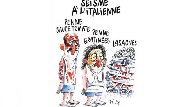 vignetta terremoto charlie