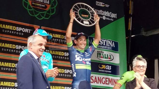 Giro di Lombardia 2016: vince Chaves