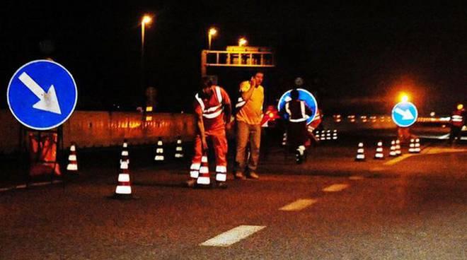 Circonvallazione, attenzione per chi guida: lavori in corso dalle 21 alle 6
