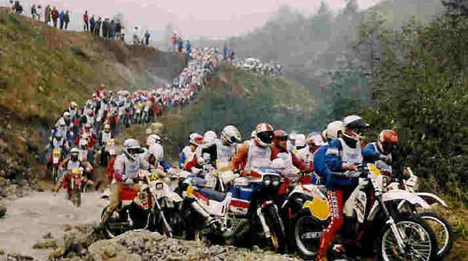 Cavalcata Moto Club Bergamo