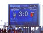 Atalanta-Genoa, spettacolo in campo e sugli spalti