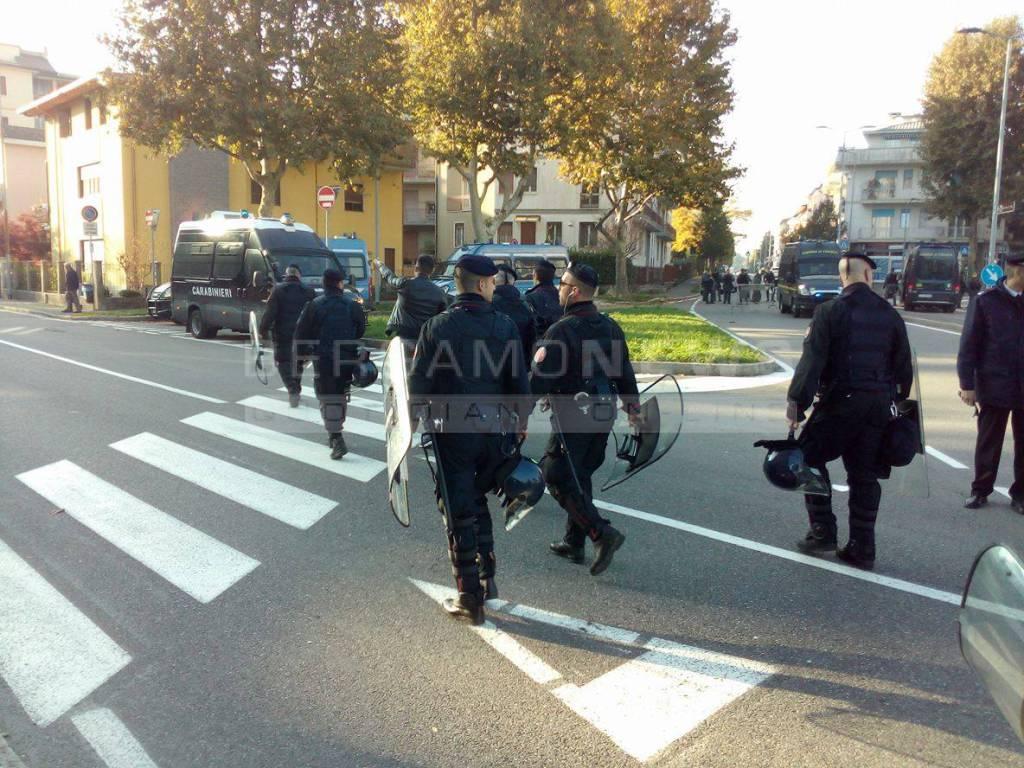 Atalanta-Genoa, tensioni prima della partita
