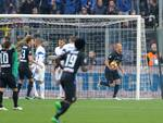 Atalanta-Inter 2-1, il film della partita