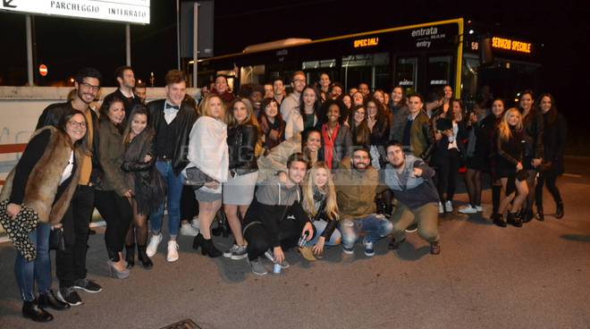 Bus discoteca