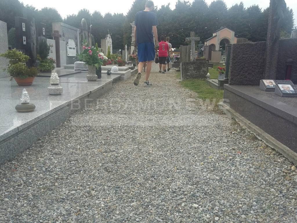 Calvenzano cimitero