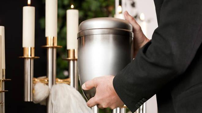 cremazione ceneri