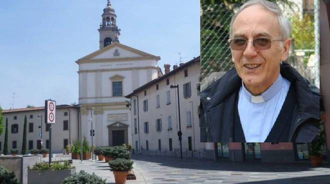 Addio a don Giancarlo Bresciani, Curno piange il suo parroco