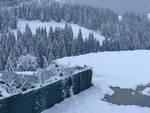 Foppolo, neve già ai primi di ottobre