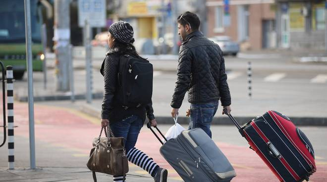 giovani emigranti
