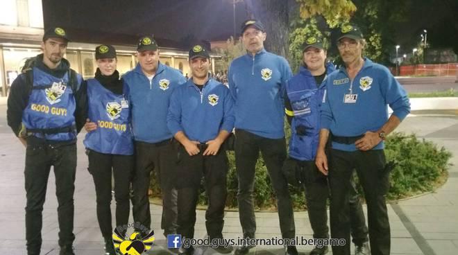 """Arrivano i """"Good guys"""": più solidarietà e sicurezza per le strade di Bergamo"""