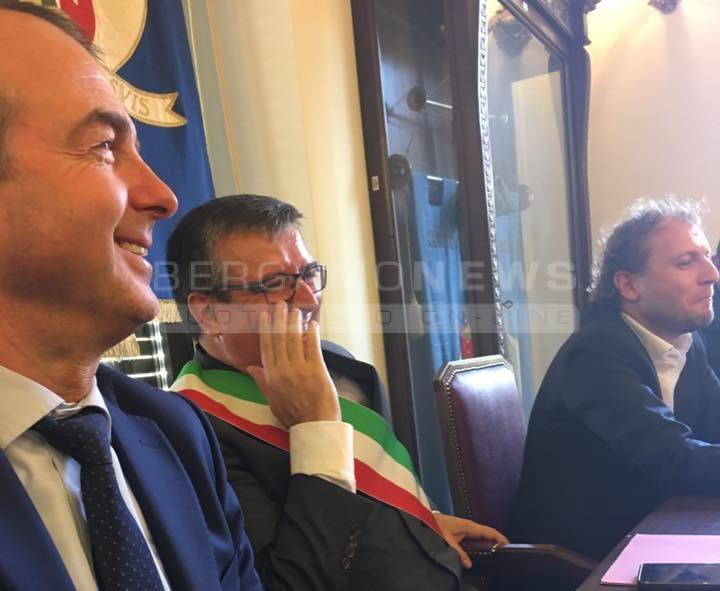 Il sottosegretario Lotti a San Pellegrino Terme